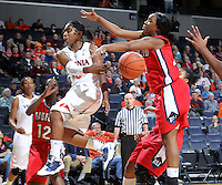 20101208 Radford Highlanders vs Virginia Cavaliers women's NCAA basketball