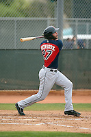 Paul Hendrix - Cleveland Indians 2016 spring training (Bill Mitchell)