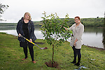 Tree Planting Ceremony Pontsticill Reservoir.