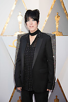 Oscar&reg; nominee for Best Original Song, Diane Warren, arrives on the red carpet of The 90th Oscars&reg; at the Dolby&reg; Theatre in Hollywood, CA on Sunday, March 4, 2018.<br /> *Editorial Use Only*<br /> CAP/PLF/AMPAS<br /> Supplied by Capital Pictures