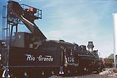 RBS02 D&RGW Narrow Gauge 1960-1967