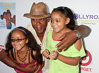 CULVER CITY, CA - AUGUST 12:  Mark Curry at the 3rd Annual My Brother Charlie Family Fun Festival at Culver Studios on August 12, 2012 in Culver City, California.  Credit: mpi26/MediaPunch Inc.