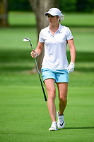 Mel Reid (ENG) after hitting her approach shot on 10 during Thursday's round 1 of the 2017 KPMG Women's PGA Championship, at Olympia Fields Country Club, Olympia Fields, Illinois. 6/29/2017.<br /> Picture: Golffile | Ken Murray<br /> <br /> <br /> All photo usage must carry mandatory copyright credit (&copy; Golffile | Ken Murray)