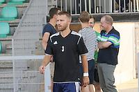 Sascha Kraft (Waldalgesheim) - SV Alem. Waldalgesheim trifft in der 1. Runde des DFB-Pokal auf Bayer Leverkusen und spielt gegen Ingelheim den Saisonauftakt
