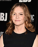 LOS ANGELES, CA - OCTOBER 24: Actress Jennifer Jason Leigh arrives at the premiere of Electric Entertainment's 'LBJ' at the Arclight Theatre on October 24, 2017 in Los Angeles, California.