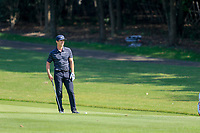 Thorbjorn Olesen (DEN) on the 15th fairway during the 3rd round at the WGC HSBC Champions 2018, Sheshan Golf CLub, Shanghai, China. 27/10/2018.<br /> Picture Fran Caffrey / Golffile.ie<br /> <br /> All photo usage must carry mandatory copyright credit (&copy; Golffile | Fran Caffrey)
