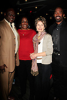 LOS ANGELES - JAN 28: Wale Jimoh, Marcia Thomas, Dr Tamela Hultman, Ntare Guma Mbaho, Mwine at the 30th Anniversary of 'We Are The World' at The GRAMMY Museum on January 28, 2015 in Los Angeles, California