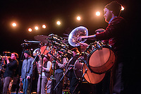The West Philadelphia Orchestra performed at Union Transfer December 13, 2012.