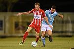 5th August 2018 - NPL Queensland Senior Men Round 23: Olympic FC v Brisbane City