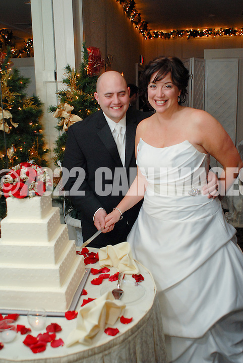 12/4/09 - 8:58:32 PM - SKIPPACK, PA: Carolyn & Michael,  December 4, 2009 in Skippack, Pennsylvania. (Photo by William Thomas Cain/cainimages.com)