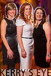 Marie Carroll O'Sullivan, Martha Healy and Aisling Crosby (all Killarney), pictured at Christmas in Killarney Fashion Show held in the Aghadoe Heights Hotel, Killarney on Thursday last.