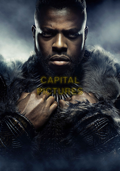 Black Panther (2018) <br /> Winston Duke<br /> *Filmstill - Editorial Use Only*<br /> CAP/KFS<br /> Image supplied by Capital Pictures