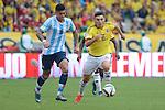 Por la cuarta fecha de la eliminatorias al mundial de Rusia 2018, Colombia cayó 0-1 ante su similar de Argentina, en el estadio metropolitano Roberto Meléndez de Barranquilla.