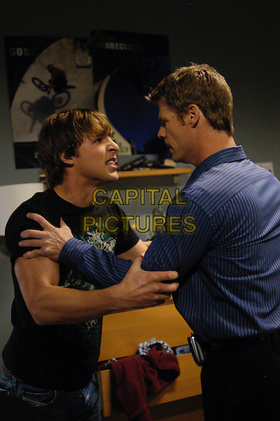 CHAD FAUST & JOEL GRETSCH.in The 4400 (Year 2).*Editorial Use Only*.www.capitalpictures.com.sales@capitalpictures.com.Supplied by Capital Pictures.
