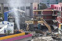 LaPLACITA VILLAGE DEMOLITION 2/2018