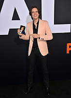 "LOS ANGELES, CA. October 17, 2018: Miles Robbins at the premiere for ""Halloween"" at the TCL Chinese Theatre.<br /> Picture: Paul Smith/Featureflash"