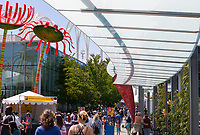 Northwest Folklife Festival 2016, Seattle Center, Washington, USA.