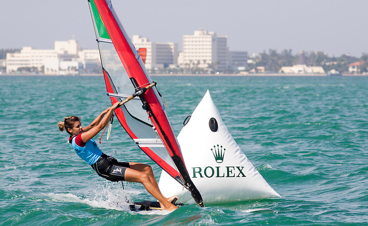 POR 1, Fleet: RS-X Women, Carolina Mendelblatt, Country: POR