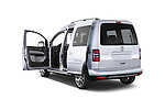 Car images of a 2013 Volkswagen Caddy Cross 5 Door Mini MPV 2WD Doors