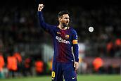 2018 La Liga Football FC Barcelona v Leganes Apr 7th