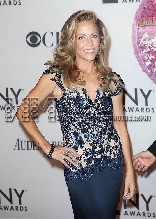 Sheryl Crow pictured at the 66th Annual Tony Awards held at The Beacon Theatre in New York City , New York on June 10, 2012. © Walter McBride / WM Photography