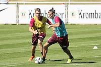 31.08.2016: Eintracht Frankfurt Training