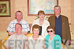 BAND: Enjoying the Thomas McGuire Band in Kirby's Lanterns Hotel on Saturday night were front l-r: John Collins (Abbeyfeale), Breda Falvey (Gneeveguilla) and Sheila Enright (Ballyduff). Back l-r: Danny O'Sullivan (Ballybunion), Frances Lynch (Abbeyfeale) and Anthony Dillon (Ballyduff).   Copyright Kerry's Eye 2008