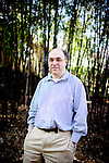 Stephen Wolfram, an author, mathematician, physicist and software developer poses for a portrait at G4G9, the ninth Gathering for Gardner. G4G is a five-day conference for math and puzzle enthusiasts in honor of Martin Gardner Atlanta, Georgia, March 28, 2010