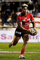 Julian Savea of Toulon during the Top 14 match between Toulon and Stade Francais at Felix Mayol Stadium on January 27, 2019 in Toulon, France. (Photo by Wallis/Icon Sport)