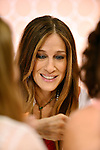 AVENTURA, FL - MARCH 08: Sarah Jessica Parker makes an appearance to launch her shoe line 'SJP' at Nordstrom Aventura Mall on March 8, 2014 in Aventura, Florida. (Photo by Johnny Louis/jlnphotography.com)