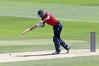 Varun Chopra in batting action for Essex during Essex Eagles vs Kent Spitfires, Royal London One-Day Cup Cricket at The Cloudfm County Ground on 6th June 2018