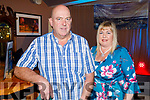 Michael and Geraldine Kenny from Ballyheigue attending the MUNDY concert in O'Riadas on Saturday