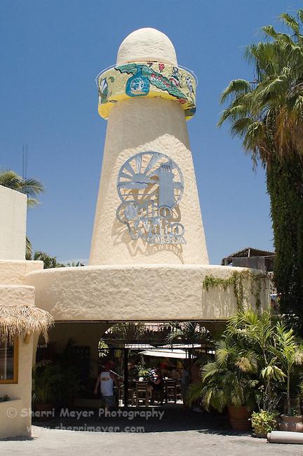 Entrance to Cabo Wabo Cantina, Cabo San Lucas, Baja California, Mexico