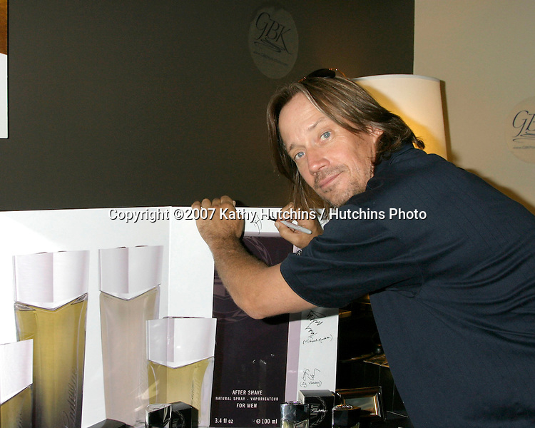 Kevin Sorbo.GBK Emmy Gifting Suite.Hollywood Roosevelt Hotel.Los Angeles,  CA.September 14, 2007.©2007 Kathy Hutchins / Hutchins Photo...