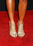 "WESTWOOD, CA. - June 22: Kristin Cavallari's shoes at the 2009 Los Angeles Film Festival - The Los Angeles Premiere of ""Transformers: Revenge of the Fallen"" at Mann's Village Theater on June 22, 2009 in Los Angeles, California."