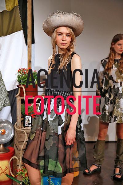 Londres, Inglaterra &sbquo;09/2014 - Desfile de Danielle Romeril durante a Semana de moda de Londres  -  Verao 2015. <br /> <br /> Foto: FOTOSITE