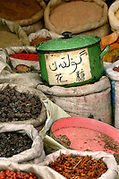 The spices of the ancient Silk Road still line the streets of Kashgar.