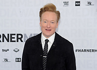 NEW YORK, NY - MAY 15: Conan O'Brien attends the 2019 WarnerMedia Upfront presentation at Madison Square Garden   on May 15, 2019 in New York City.        <br /> CAP/MPI/JP<br /> ©JP/MPI/Capital Pictures