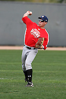 January 16, 2010:  Colby Neal-Tan (Trabuco Canyon, CA) of the Baseball Factory Pacific Team during the 2010 Under Armour Pre-Season All-America Tournament at Kino Sports Complex in Tucson, AZ.  Photo By Mike Janes/Four Seam Images