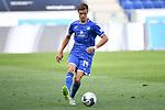 20.06.2020, xmeix, 1.Fussball Bundesliga, TSG 1899 Hoffenheim - 1.FC UNion Berlin, empor. v.l.n.r, <br /> Christoph Baumgartner (TSG 1899 Hoffenheim)<br /> <br /> <br /> <br /> Foto: Sascha Meiser/APF/Pool/PIX-Sportfotos<br /> <br /> Nur für journalistische Zwecke!<br /> Only for editorial use!<br /> Nutzungsbedingungen: http://poolbilder.de/nutzungsvereinbarung.pdf