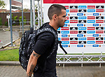 "Spainsh Jesus Joaquin Fernandez ""Suso"" arriving at the concentration of the spanish national football team in the city of football of Las Rozas in Madrid, Spain. August 28, 2017. (ALTERPHOTOS/Rodrigo Jimenez)"