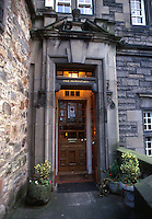 EDIMBURGO-ESCOCIA- 15-10-2007. Arquitectura de Escocia Architecture of Scotland. (Photo: VizzorImage)