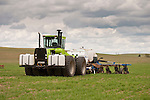 1983 Steiger Panther II ST-325 tractor in Washington's Palouse.