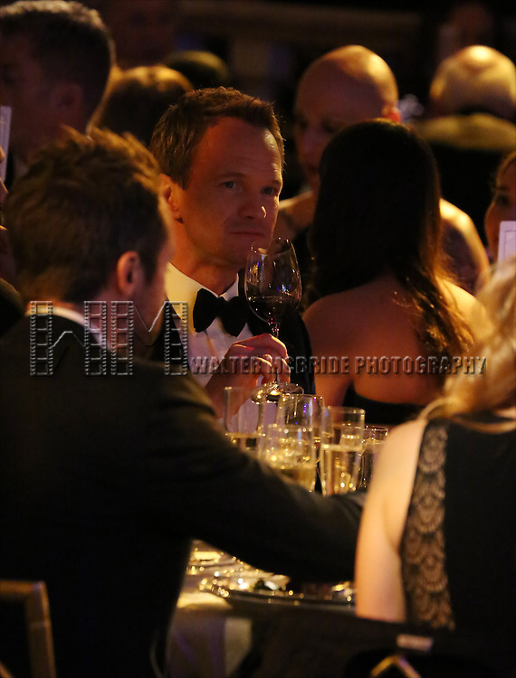Neil Patrick Harris during the Drama League's 30th Annual 'Musical Celebration of Broadway' honoring Neil Patrick Harris at the Pierre Hotel on February 3, 2014 in New York City.