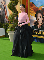 "LOS ANGELES, USA. January 11, 2020: Selena Gomez at the premiere of ""Dolittle"" at the Regency Village Theatre.<br /> Picture: Paul Smith/Featureflash"