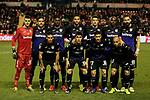 Rayo Vallecano's team photo during La Liga match between Rayo Vallecano and CD Leganes at Vallecas Stadium in Madrid, Spain. February 04, 2019. (ALTERPHOTOS/A. Perez Meca)