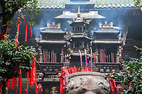 Shangqing Temple, Qingcheng Mountain