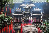 Shangqing Temple, Qingcheng Mountain