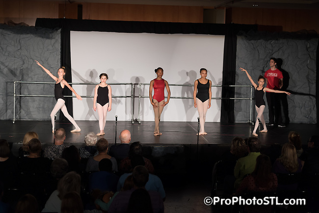 STAGES St. Louis Academy spring 2016 showcase presented at Kent Center For Theatre Arts in Chesterfield, Missouri on April 30, 2016.