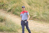 Jeunghun Wang (KOR) on the 7th during Round 2 of the Dubai Duty Free Irish Open at Ballyliffin Golf Club, Donegal on Friday 6th July 2018.<br /> Picture:  Thos Caffrey / Golffile